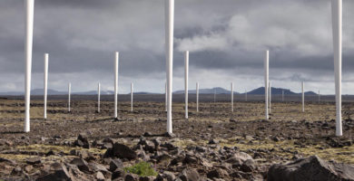 Originales y eficientes diseños para generación de energía eólica