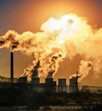 Las emisiones mundiales de CO2 aumentaron un 2.7% en 2018