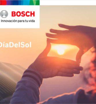 Bosch Termotecnia celebra el Día del Sol en su apuesta por la eficiencia