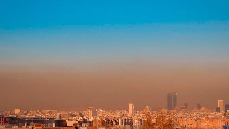 Más de 40 mil muertos anuales en España por contaminación