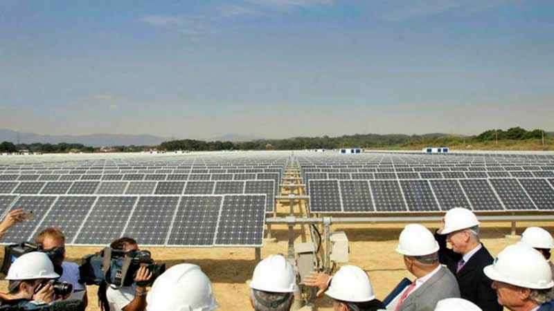 Luz verde para construir en Carmona (Sevilla) una mega-planta fotovoltaica