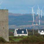 La eólica en Escocia
