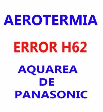 AQUAREA ERROR H62
