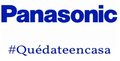 Panasonic #Quédateencasa