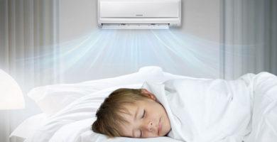 Cómo usar de manera adecuada el aire acondicionado con bomba de calor durante el invierno