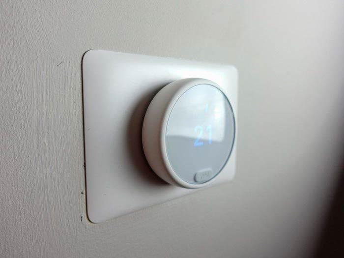 La domótica vino para quedarse en el hogar: nuevo termostato de Google