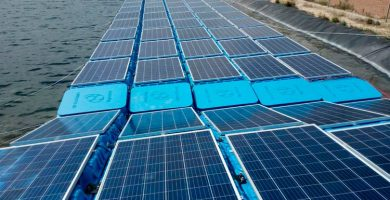 Primera Planta Fotovoltaica en Almería.