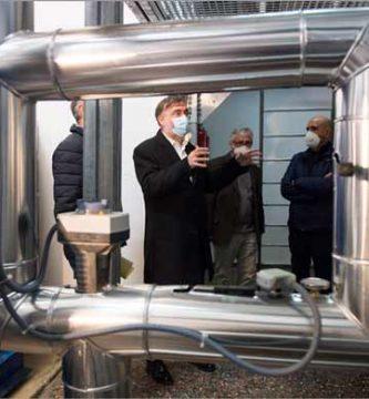 Reforma de Climatización aumenta eficiencia del MuVim de Valencia